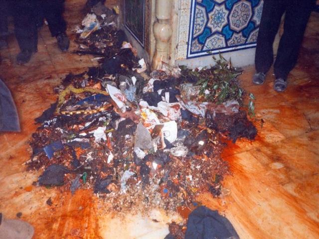 30 خرداد ، انفجار در حرم امام رضا (1373 ش)