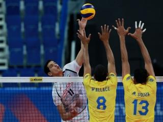 برزیل 3 - 2 ایران ; شکست میلیمتری با نمایش دلپذیر جوانان ایران