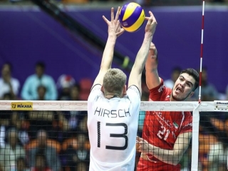 ایران 3 - 2 آلمان ; تیم ملی والیبال در لیگ ملتها دهم شد