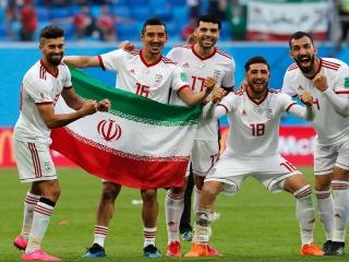 جایگاه فوتبال ایران در جهان