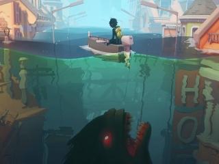بازی Sea of Solitude معرفی شد