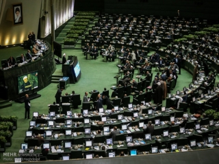 برگزاری نشست غیرعلنی مجلس دقایقی قبل برای بررسی مشکلات اقتصادی و التهابات موجود در بازار ارز