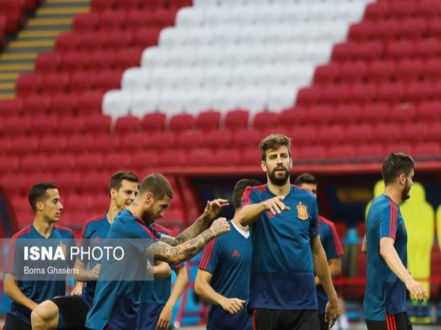 نقطه ضعف تیم ملی اسپانیا چیست؟