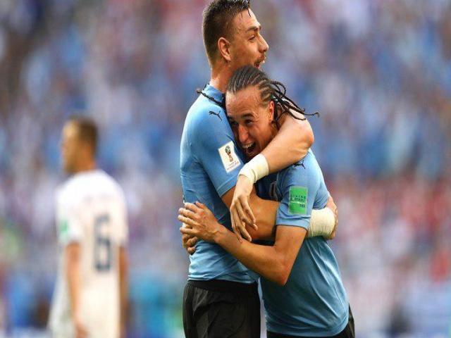 نتایج گروه A جام جهانی ؛ اروگوئه 3 - 0 روسیه / عربستان 2 - 1 مصر