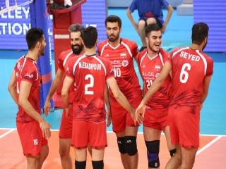 پیروزی تیم ملی والیبال ایران برابر شاگردان ولاسکو