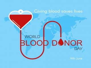 14 ژوئن ، روز جهانی اهداکنندگان خون