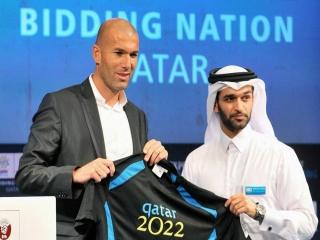 غیر رسمی: زیدان با 50 میلیون یورو در سال مربی قطر شد