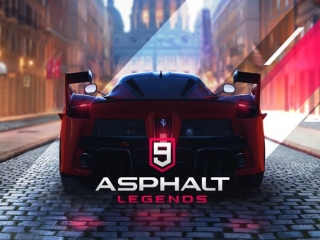 بازی Asphalt 9: Legends منتشر شد