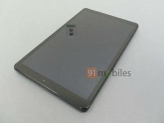 انتشار تصویری جدید از تبلت Galaxy Tab A2