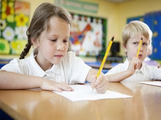 مهارت نوشتاری در کودکان