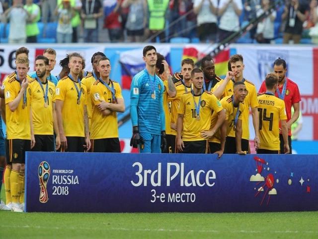 بلژیک 2 - 0 انگلیس ؛ مقام سومی جام جهانی برای شیاطین سرخ