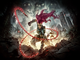 لو رفتن تاریخ انتشار بازی Darksiders III