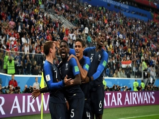 فرانسه 1 - 0 بلژیک ; صعود به فینال جام جهانی بعد از 12 سال