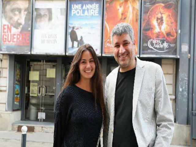 اوفلی بو بازیگر فرانسوی در فیلم جدید عبدالرضا کاهانی + تصاویر