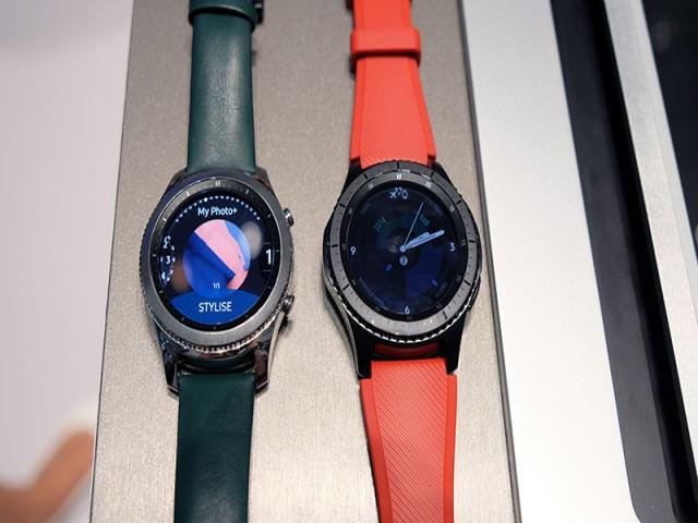 ساعت هوشمند سامسونگ در ایفا رونمایی می شود