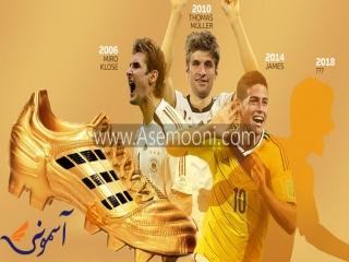 کفش طلای جام جهانی به کدام بازیکن می رسد؟ ; نگاهی به بهترین گلزنان تاریخ جام جهانی از آغاز تا امروز