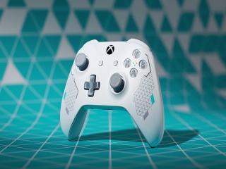 کنترلر جدید Sport White Special Edition ایکس باکس وان معرفی شد