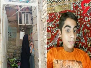 گفتگوی تلخ با مادر پسر 12 ساله آبادانی که خودکشی کرد