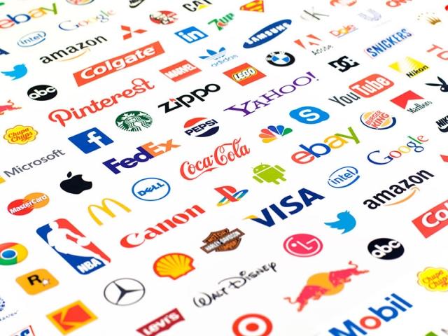 تفاوت برند یا علامت تجاری با لوگو
