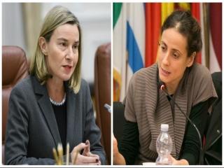 مشاور موگرینی: شرکتهای اروپایی در صورت توقف همکاری با ایران تحریم و مجازات میشوند