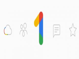 سرویس Google One گوگل معرفی شد