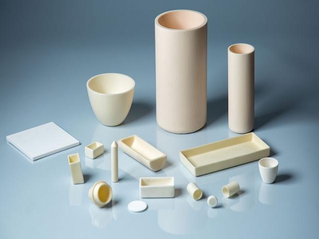 تولیدات قطعات سرامیک صنعتی