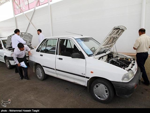 قیمت خودرو دیروز 1397/06/05  پراید رکورد 41 میلیون تومانی را زد