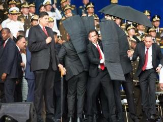 ترور رئیس جمهور ونزوئلا ناکام ماند