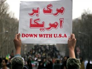 مقام آمریکایی: «مرگ بر آمریکا» نگویند