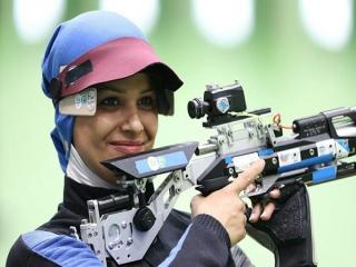 الهه احمدی ، پرچمدار ایران در بازیهای آسیایی جاکارتا ; بیوگرافی + عکس