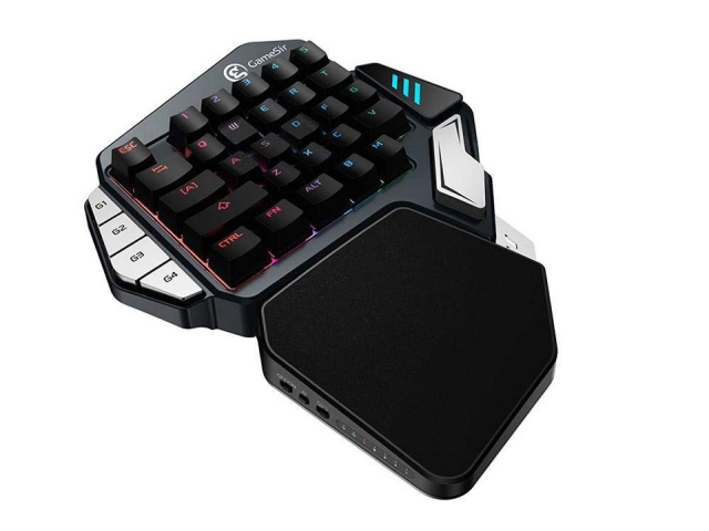 GameSir Z1 کی پد مکانیکی