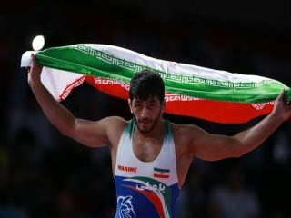 حسن یزدانی نخستین طلایی کاروان ایران در بازیهای آسیایی
