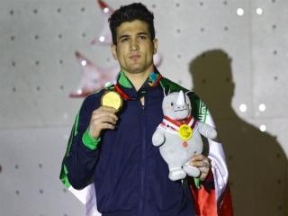 مدال های ایران در بازی های آسیایی 2018