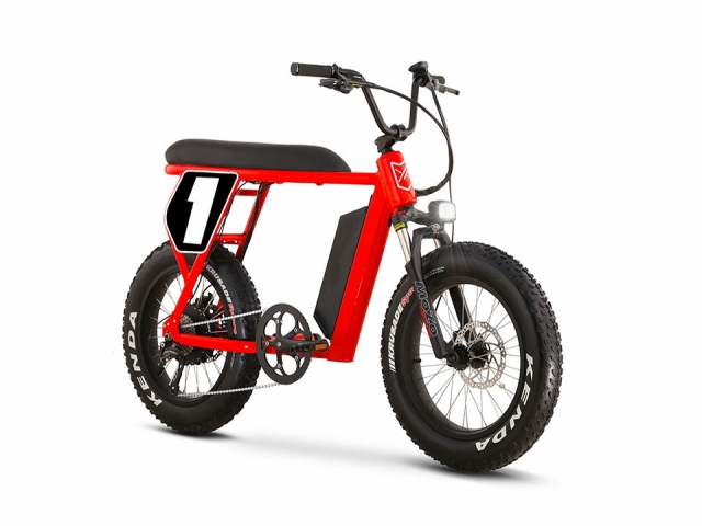 Juiced Bikes دوچرخه الکتریکی و کارآمد