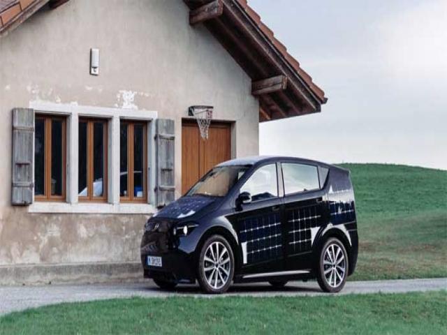 Sono Motors و رونمایی از اتومبیلی با پنل خورشیدی