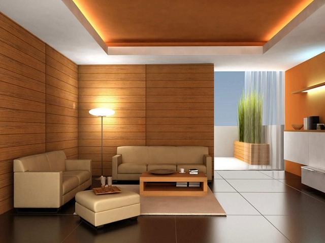 کاربرد چوب در ساختمان و معماری داخلی