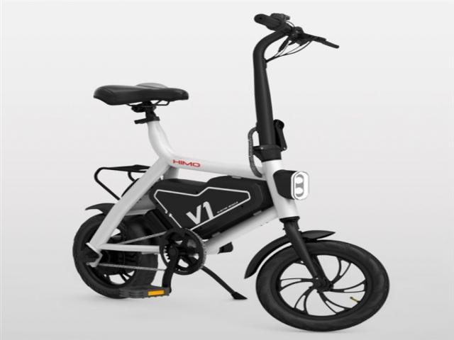 دوچرخه الکتریکی Himo V1 شیائومی عرضه شد