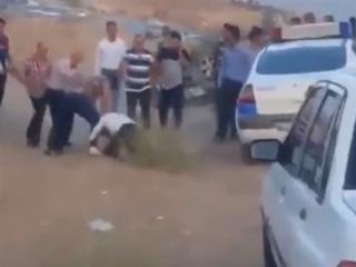 دستگیری همراهان هتاک راننده لندکروز جاده شیراز