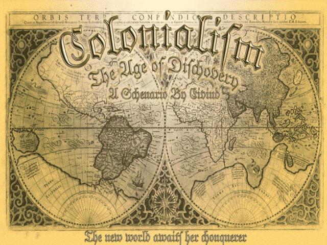 استعمار ، از کشورهای استعمارگر تا کشورهای مستعمره