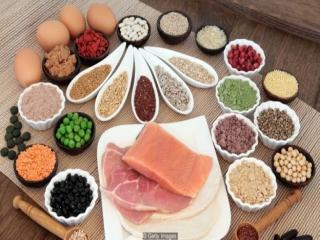 مقدار پروتئین مورد نیاز بدن