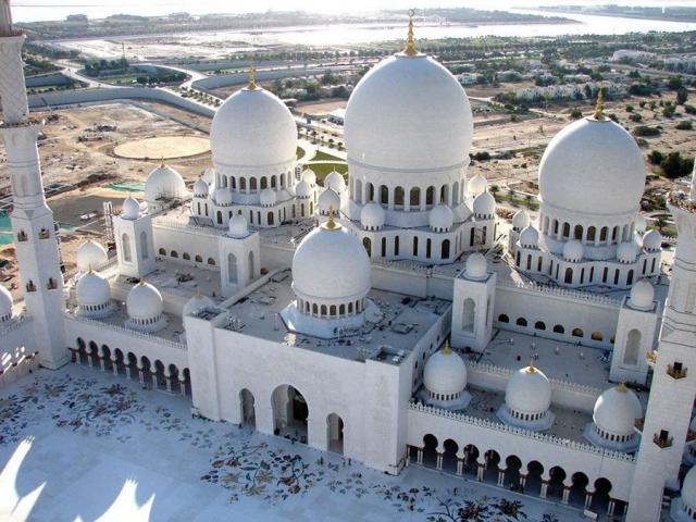 قدیمی ترین مساجد دنیا
