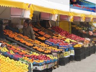 گرانی 83 درصدی میوه تقصیر دلالان است