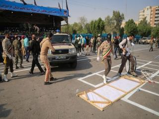 تعداد شهدای حادثه تروریستی اهواز به 24 نفر رسید