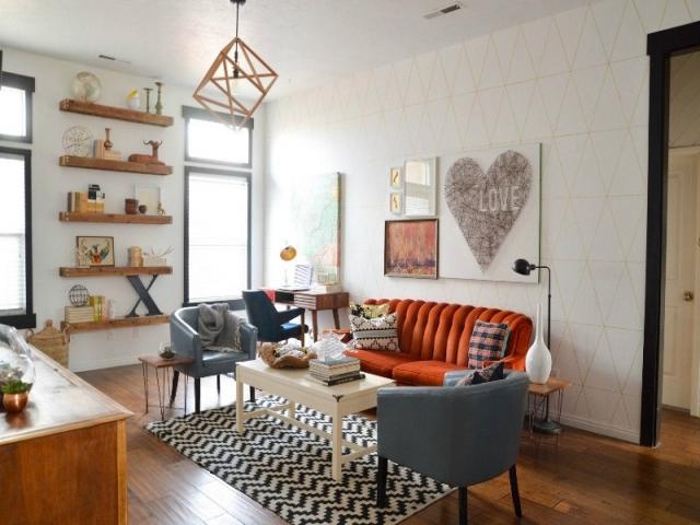 7 راهکار برای تغییر دکوراسیون منزل