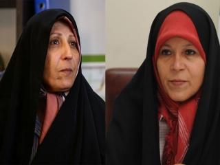 فائزه هاشمی: من و خواهرم را از دانشگاه آزاد اخراج کردند !