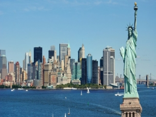 نیویورک ، پرجمعیت ترین شهر آمریکا