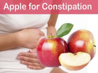 سیب و پیشگیری از یبوست