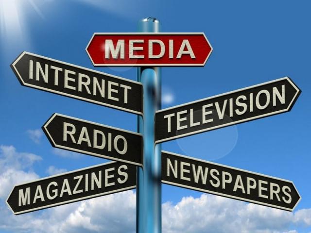تعریف رسانه و انواع آن