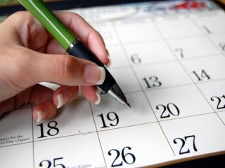 جدول برنامه ریزی روزانه کارهای شخصی