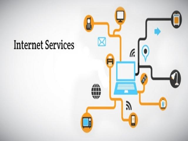 خدمات اینترنتی چیست؟
